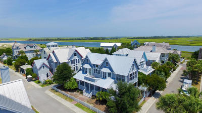 Bald Head Island Single Family Home For Sale: 46 Transom Row