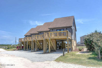 North Topsail Beach, Surf City (onslow) Condo/Townhouse For Sale: 892 New River Inlet #8