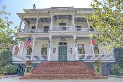 Wilmington Single Family Home For Sale: 202 Nun Street