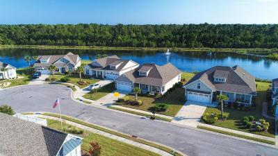 Ocean Isle Beach Single Family Home Sold: 1322 Jasardeaux Court SW