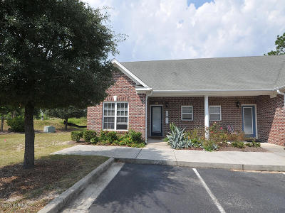 Wilmington NC Condo/Townhouse For Sale: $131,900