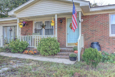 Wilmington NC Single Family Home For Sale: $159,900