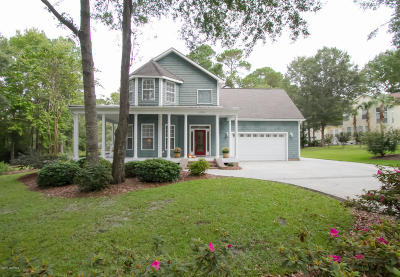 Leland Single Family Home For Sale: 10236 Croft Point Lane