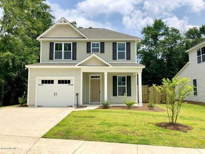 Leland Single Family Home For Sale: 9253 Cassadine Court