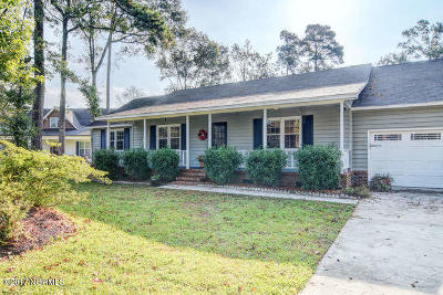 Wilmington NC Single Family Home For Sale: $270,000
