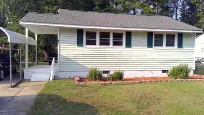 Jacksonville Single Family Home For Sale: 507 Nelson Drive