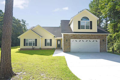 Jacksonville Single Family Home For Sale: 708 Cattail Court