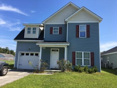 Jacksonville Single Family Home For Sale: 116 Thompson Street