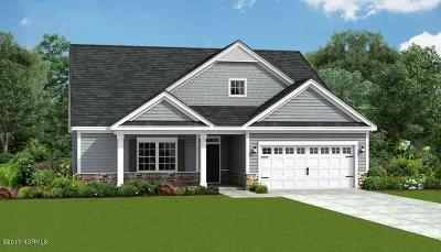 Wilmington NC Single Family Home Active Contingent: $302,900