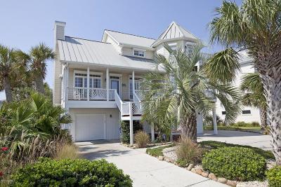 Carolina Beach, Kure Beach Single Family Home For Sale: 421 Oceana Way