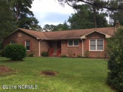 Jacksonville Rental For Rent: 1016 Pine Valley Road