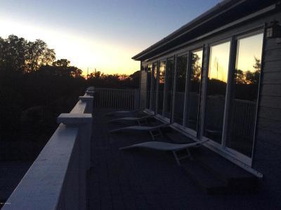 Carolina Beach, Kure Beach Single Family Home For Sale: 709 Cape Fear Boulevard