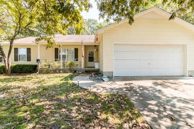 Jacksonville Single Family Home For Sale: 938 Mandarin Trail