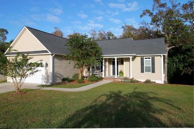 Newport Single Family Home For Sale: 114 Wild Oak Drive