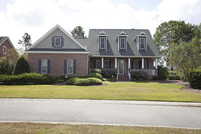 Leland Single Family Home For Sale: 1242 Wood Lily Circle