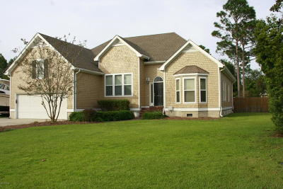 Wilmington Single Family Home For Sale: 4619 Crosscurrent Place