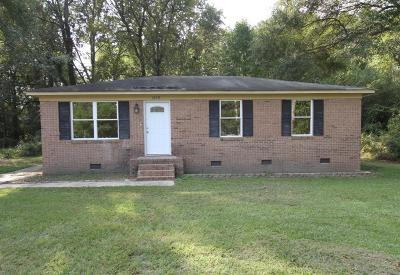 Greenville NC Single Family Home For Sale: $90,000
