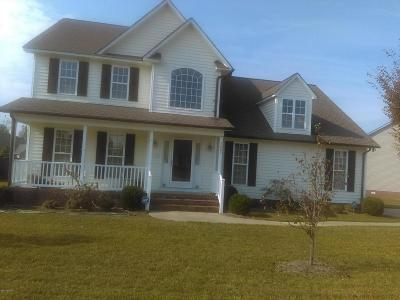 Winterville Single Family Home For Sale: 1205 Dunbrook Drive