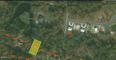 Lake Waccamaw Residential Lots & Land For Sale: E White Oak Road