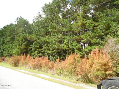 Onslow County Residential Lots & Land For Sale: 109 Vandergrift Drive
