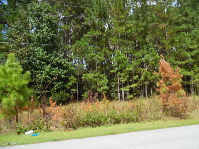 Onslow County Residential Lots & Land For Sale: 111 Vandergrift Drive