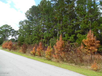 Onslow County Residential Lots & Land For Sale: 113 Vandergrift Drive