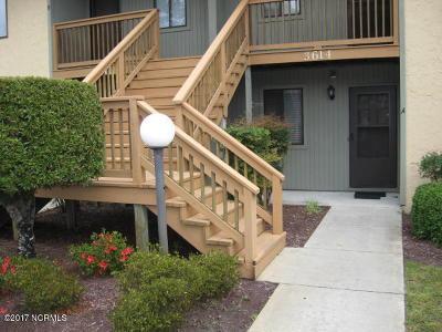 Wilmington Condo/Townhouse For Sale: 3614 Saint Johns Court #A