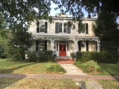 Edgecombe County Single Family Home For Sale: 807 N Main Street