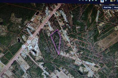 Leland, Castle Hayne, Wilmington, Hampstead Residential Lots & Land For Sale: 20 Fuller Road