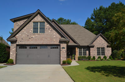 Greenville Single Family Home Active Contingent: 3621 Prestwick Place