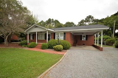Farmville Single Family Home For Sale: 4334 W Wilson Street