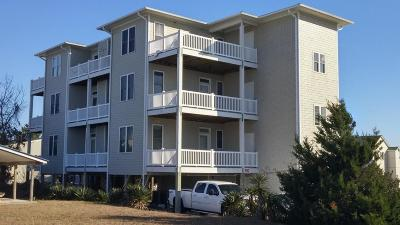 Atlantic Beach Condo/Townhouse For Sale: 107 Willis Avenue #1