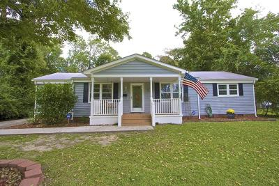 Jacksonville Single Family Home For Sale: 1100 River Street