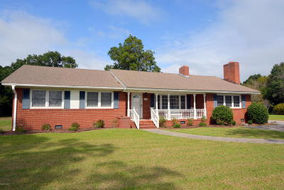 Harkers Island Single Family Home For Sale: 513 Cape Lookout Drive