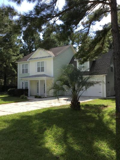 Hampstead Single Family Home For Sale: 108 Palm Cottage Drive