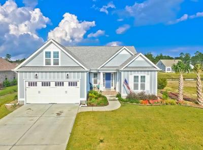 Leland Single Family Home For Sale: 8456 N Shoreside Way NE