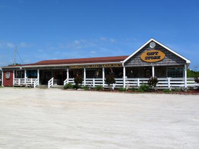 Harkers Island Commercial For Sale: 1341 Island Road