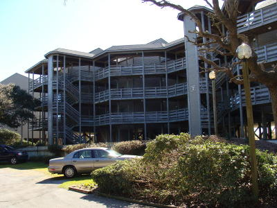 Pine Knoll Shores Condo/Townhouse For Sale: 525 Salter Path Road #C-25 The