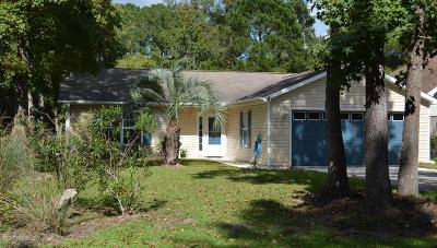 Carolina Shores Single Family Home For Sale: 1 Court 6 Northwest Drive