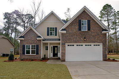 Winterville Single Family Home For Sale: 2239 Franklin Drive
