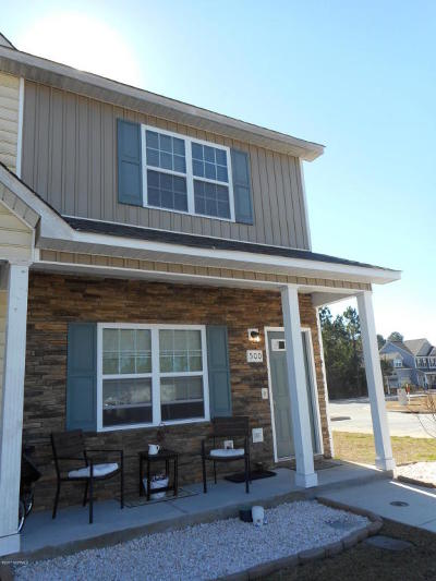 Sneads Ferry Rental For Rent: 500 Oyster Rock Lane