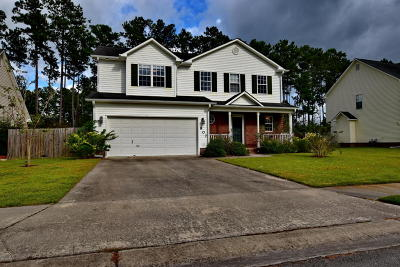 Jacksonville Single Family Home For Sale: 907 Savannah Drive