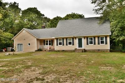 Richlands Single Family Home For Sale: 131 Bannermans Mill Road