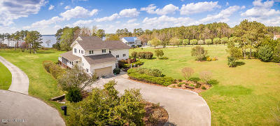 Swansboro Single Family Home For Sale: 326 Silver Creek Landing Road