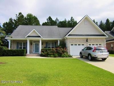 Winnabow Single Family Home For Sale: 115 Emberwood Drive