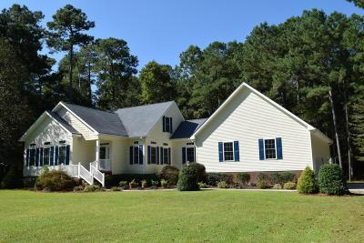 Beaufort Single Family Home For Sale: 110 Hidden Harbor Lane