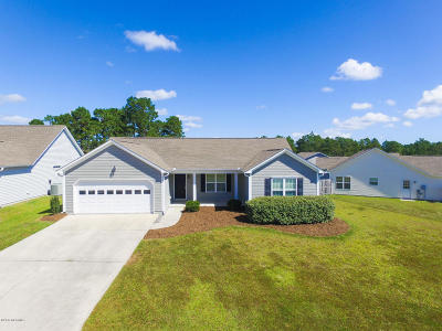 Holly Ridge Single Family Home For Sale: 410 Tree Court