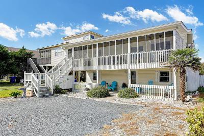 Oak Island Single Family Home For Sale: 306 E Dolphin Drive