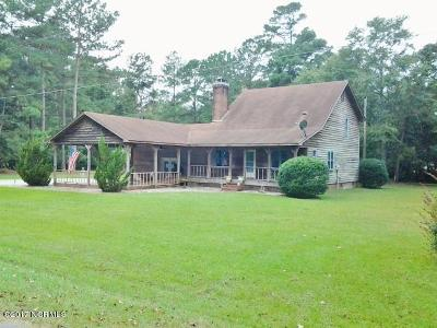 Whiteville NC Single Family Home For Sale: $139,900