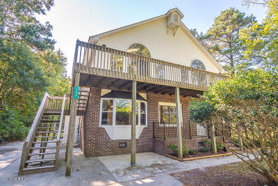 Beaufort Single Family Home For Sale: 127 Mary Gray Farm Road